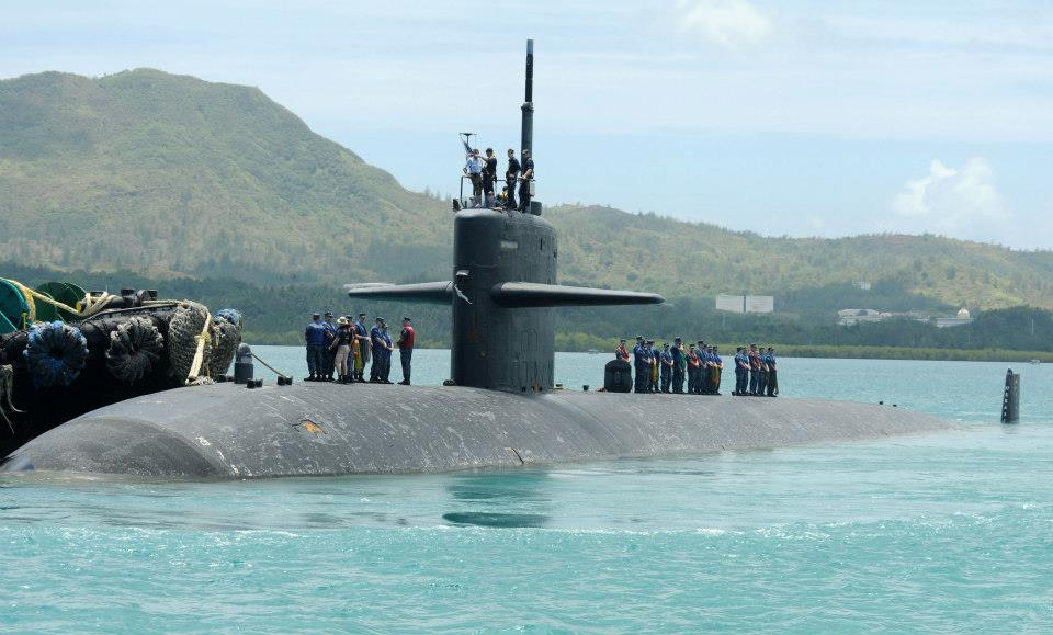 ロサンゼルス級原子力潜水艦「ブレマートン」