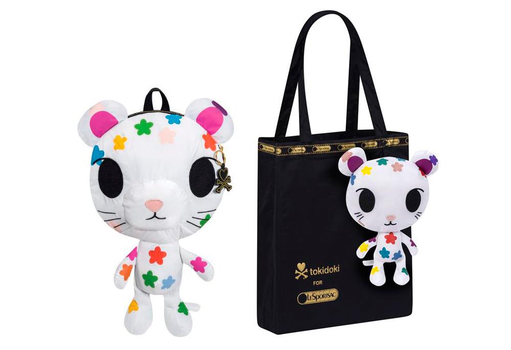 tokidokiとコラボしたレスポの可愛いバッグ