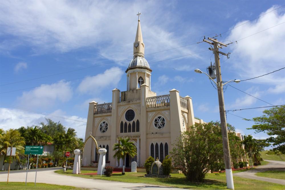 イナラハンの聖ジョセフ カトリック教会 (St. Joseph Catholic Church)
