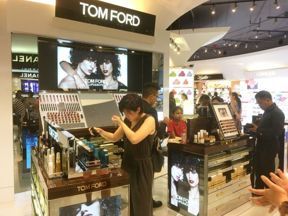 TOM FORD (トムフォード) Tギャラリアグアム by DFS