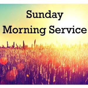 Sunday Morning service recordings