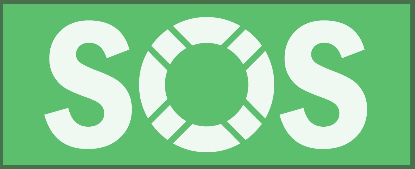 SOS Campus Safety Logo