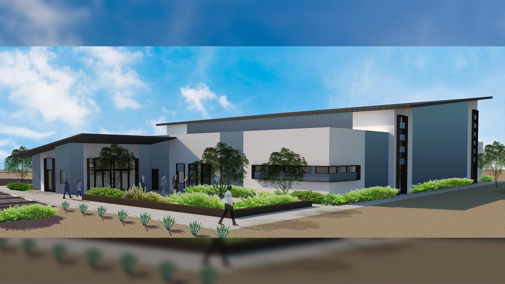 Gym & Multipurpose Facility