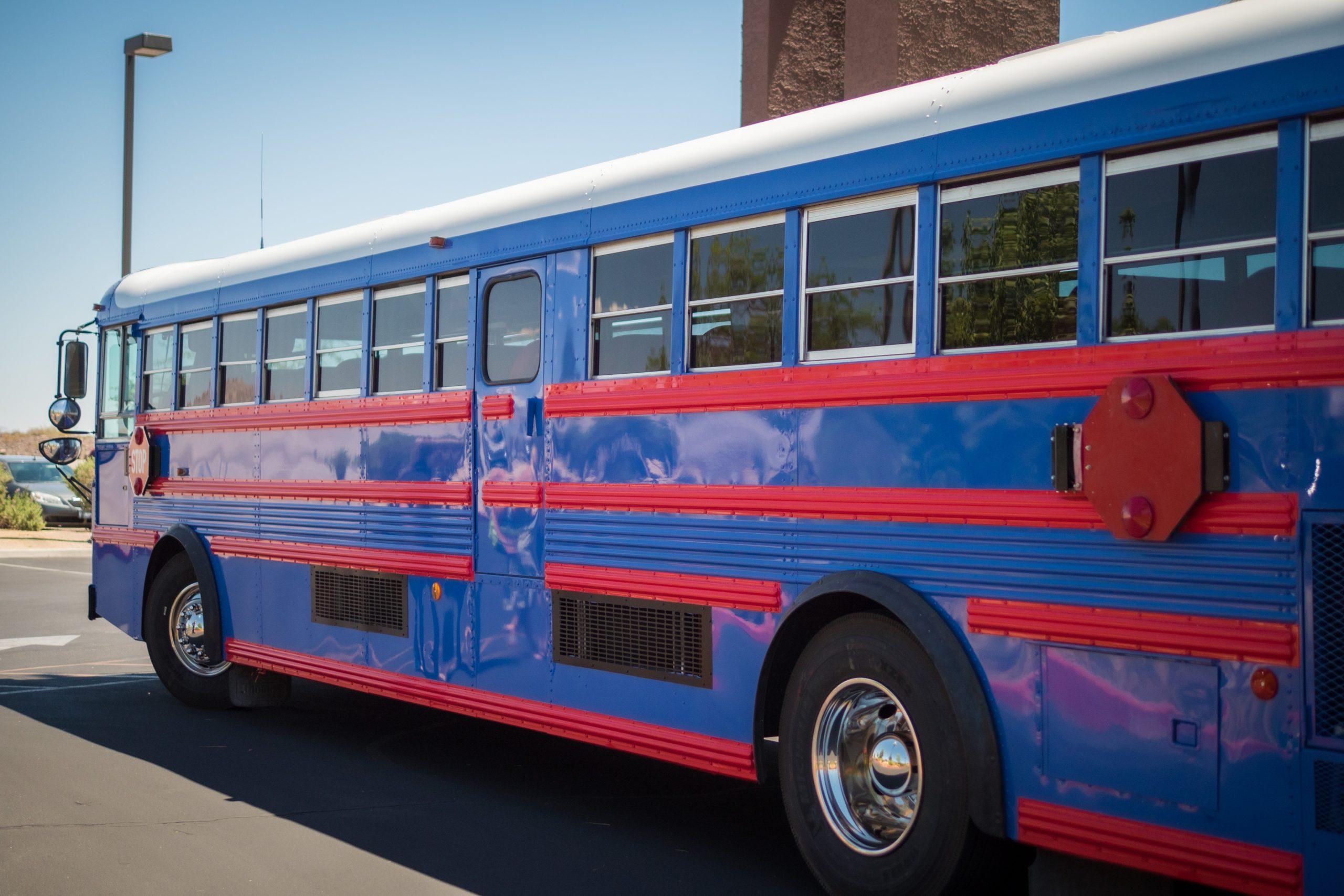 GVCS School Bus