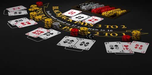 オンラインカジノでのブラックジャックの存在