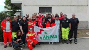 Corso operatore colonna mobile nazionale ANPAS (2016)