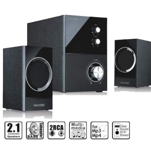 speaker m223 microlab