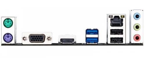 Gigabyte GA-H110M-H Micro ATX Motherboard   Price in BD