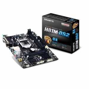 Motherboard gigabyte h81m-ds2 price in BD