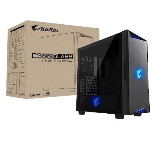 Gigabyte Aorus C300 Casing Price in Bangladesh