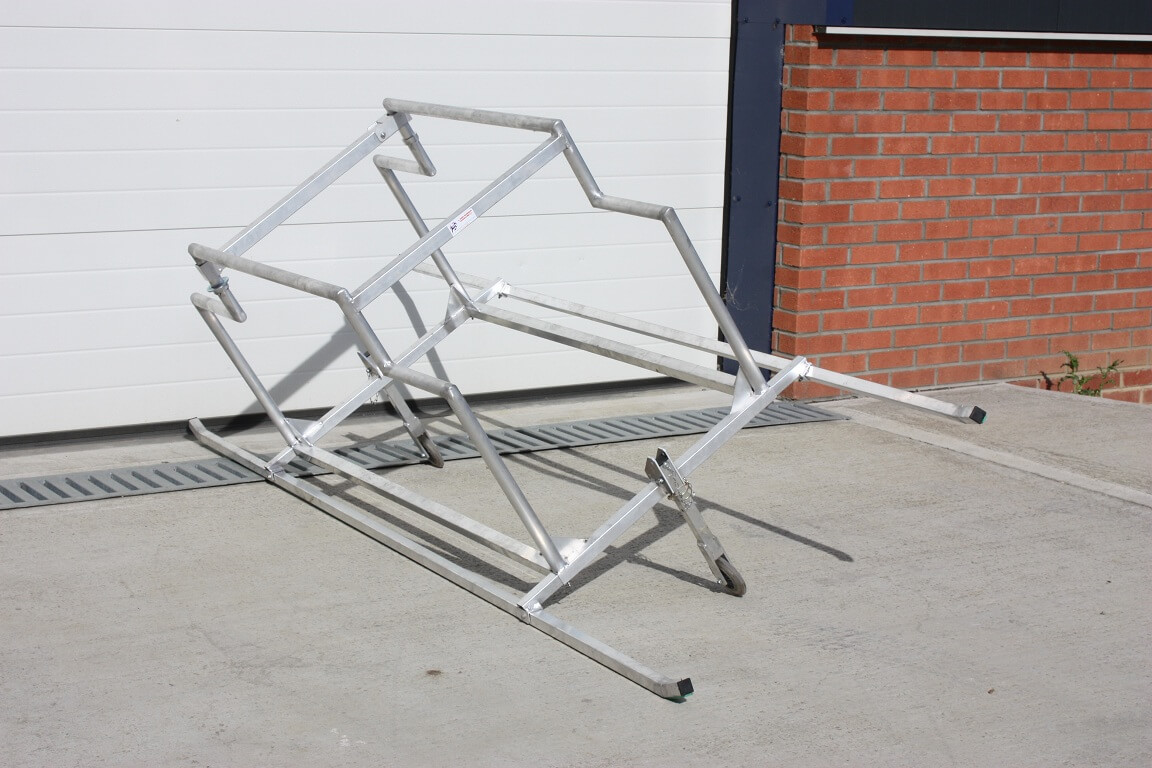 Roof Glazing Trolley