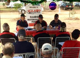 Gasworks Motorsport Inc 2018 AGM and BBQ Lunch held at Illabo Motorsport Park