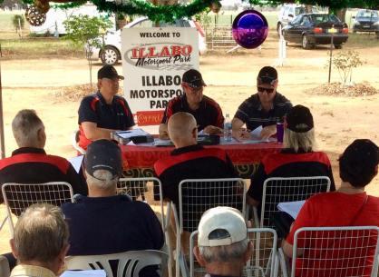 Gasworks Motorsport Inc 2018 AGM and BBQ Lunch held at Illabo Motorsport Park