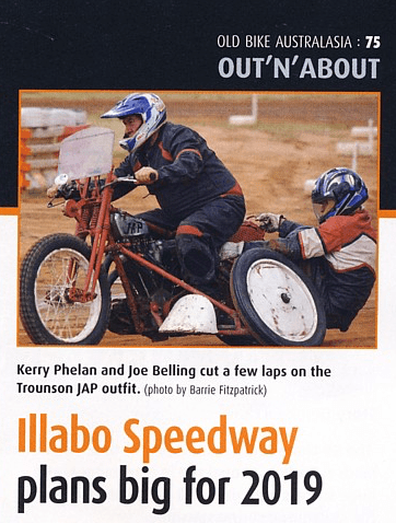 Illabo Speedway plans big for 2019 Headline