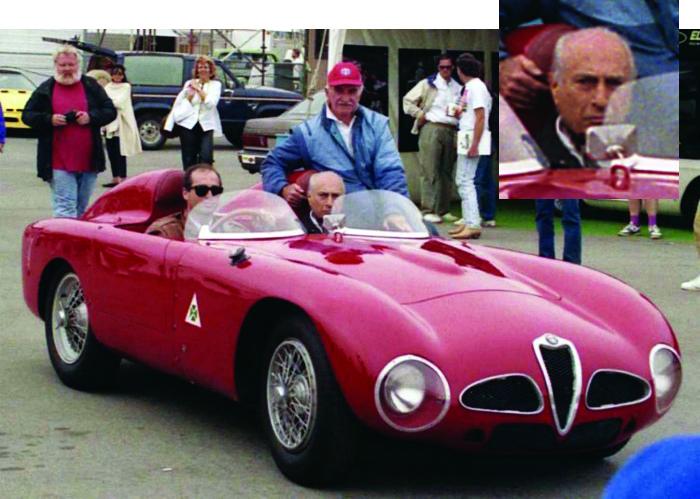 Juan Fangio at Laguna Seca 1991