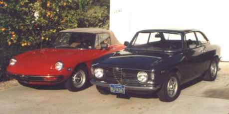 gtv and spider
