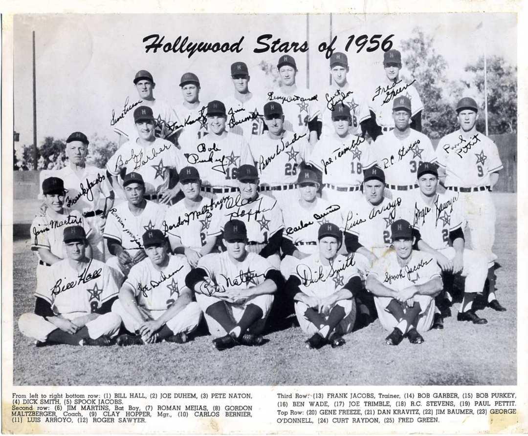 Hollywood Stars 1956 b
