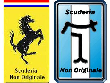 Ferrari-Pantera logos