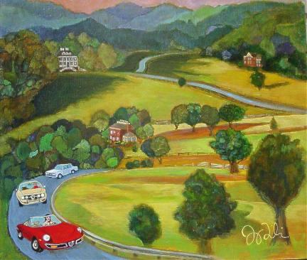 hillclimb by 'quinlisk b