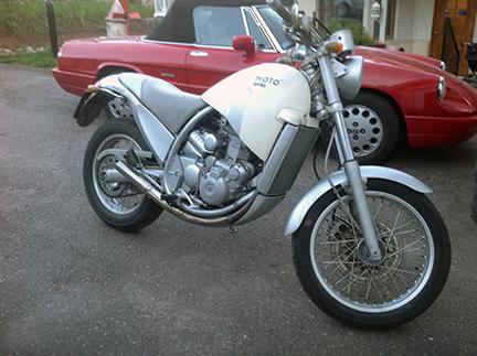 Pekkas new Moto