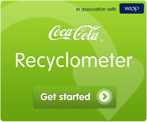 Coca Cola Recyclometer