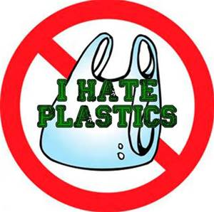 Petition to #banplasticbags