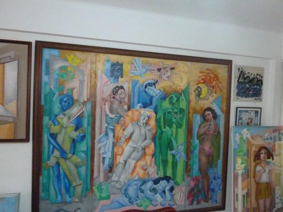 Artists Cuba