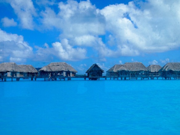 Humble Home at Four Seasons Bora Bora!