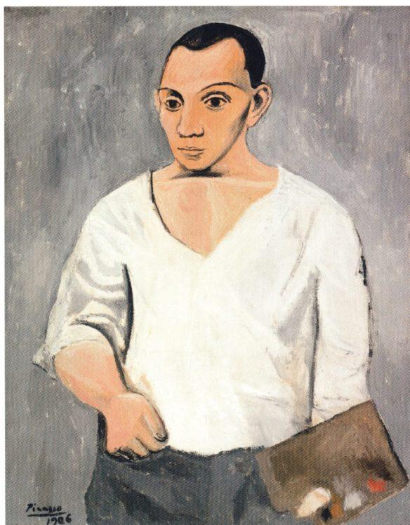 picasos-self-portrait