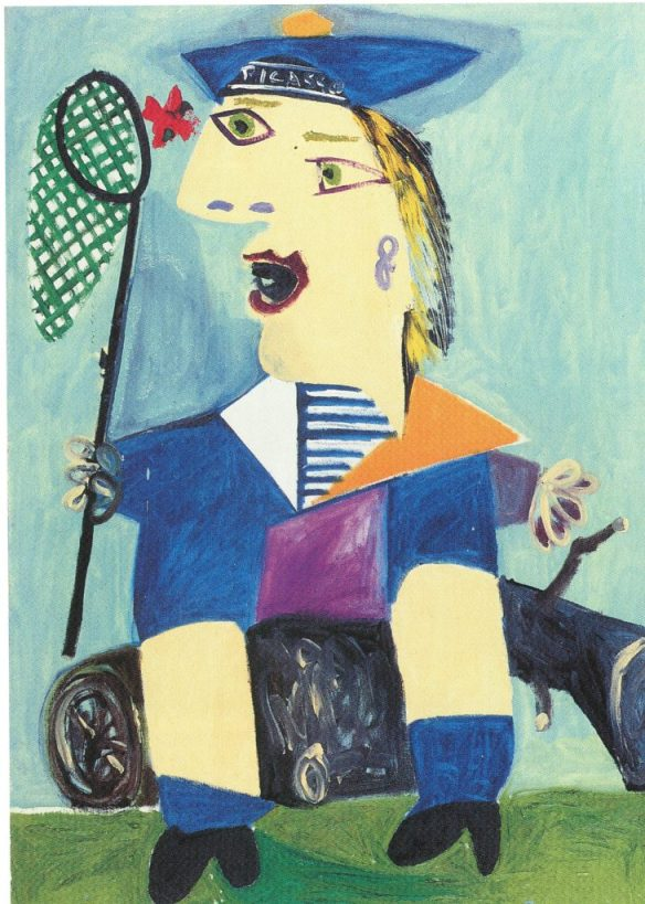 picasso-maya-in-sailor-suit