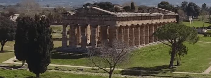MIUR e Università di Siena per la valorizzazione di  Paestum - Gwendalina.tv