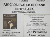 Joe Petrosino sarà protagonista in Toscana - Gwendalina.tv