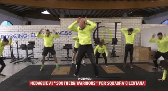 Pioggia di medaglie a Monopoli per i Southern Warriors di Anima