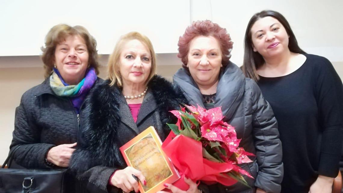 Morigerati, presentato il libro di Koren Renzullo - Gwendalina.tv