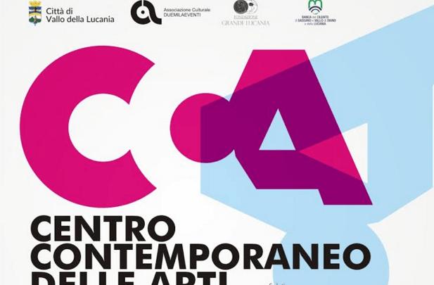 Menotti Lerro - Centro Contemporaneo delle Arti - Vallo della Lucania - Gwendalina.tv