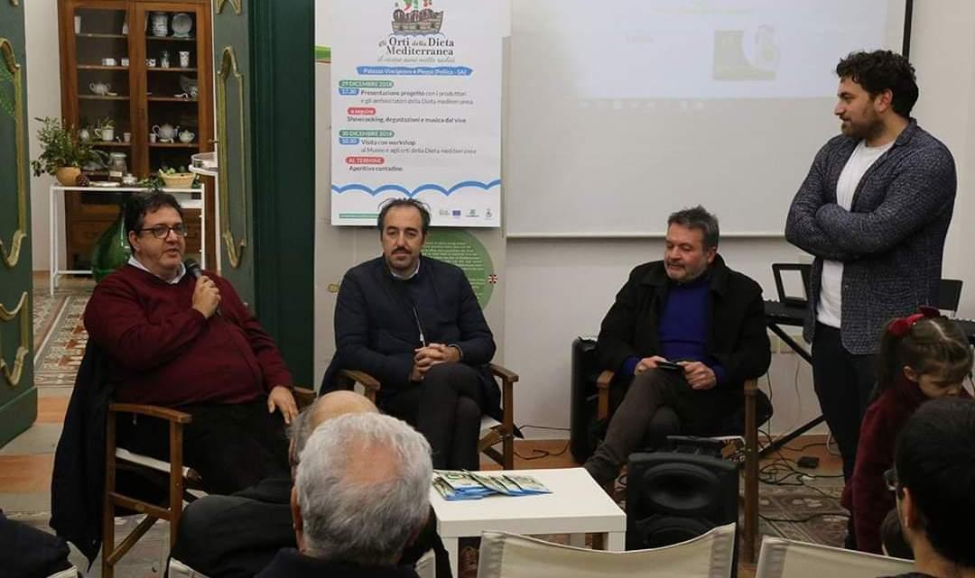 """Pioppi, presentato il Progetto """"Gli Orti della Dieta Mediterranea"""" - Gwendalina.tv"""
