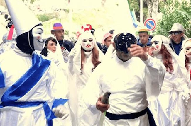 La Maschkarata di San Mauro Cilento - Carnevale 2020
