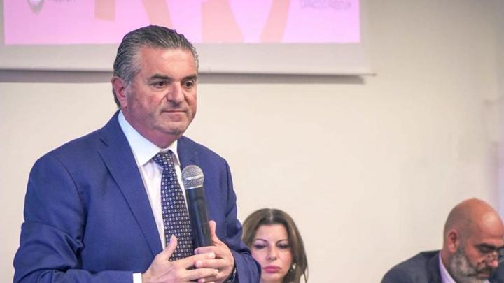 Franco Alfieri - Sindaco di Capaccio Paestum