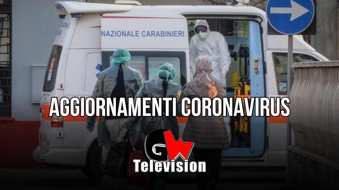 Coronavirus, aggiornamenti Campania e Italia - Gwendalina.tv