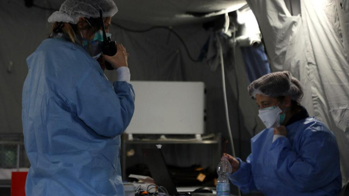 Battipaglia e Nocera Inferiore: rischio contagi di massa - Gwendalina.tv