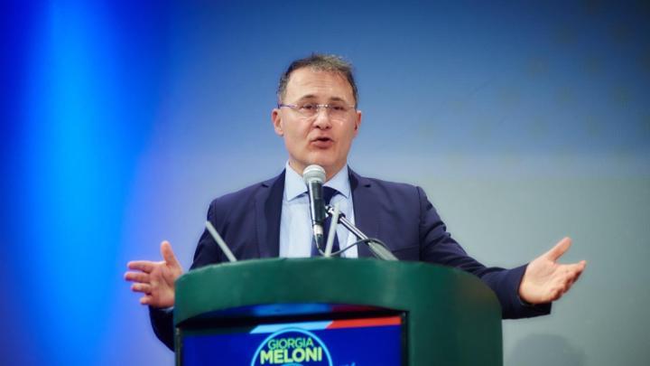 Edmondo Cirielli - Senatore Fratelli d'Italia