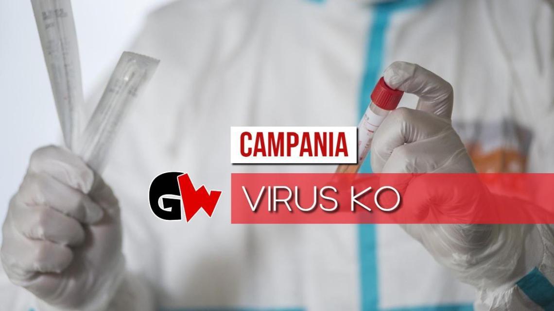 Campania: virus ko, oggi solo 13 nuovi contagi - Gwendalina.tv