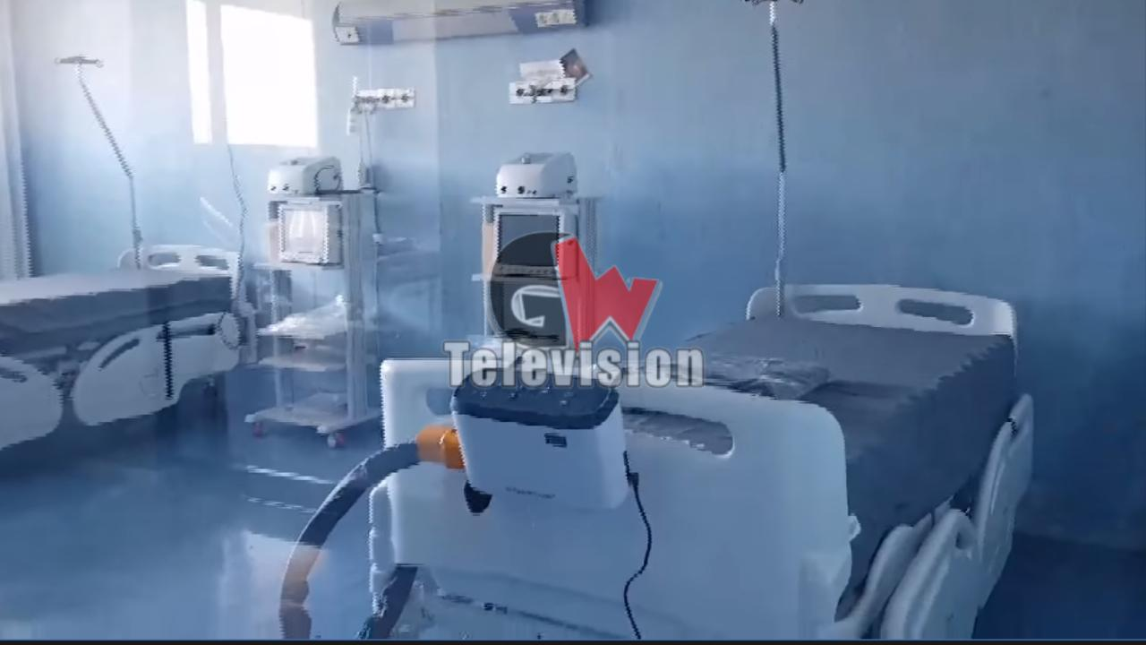 """Covid Hospital Agropoli, Coppola: """"Lunedì l'attivazione"""" - Gwendalina.tv"""