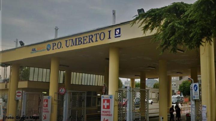 Covid-19, chiusura reparti dell'Umberto I di Nocera - Gwendalina.tv