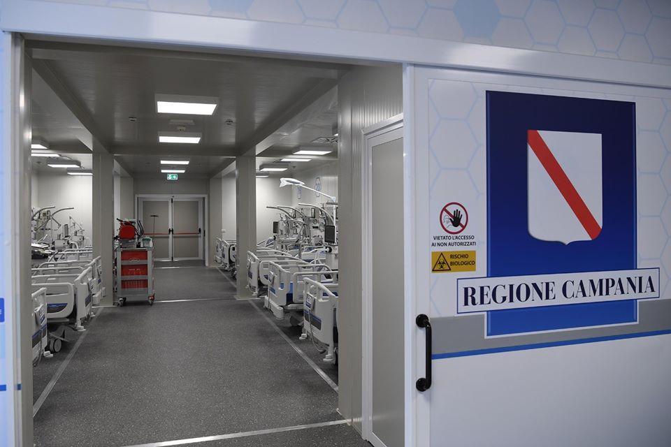 Provincia di Salerno, reparti covid di nuovo pieni - Gwendalina.tv