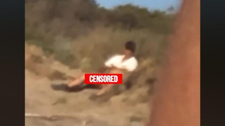 Capaccio, guardone compie atti osceni sulla spiaggia - Gwendalina.tv