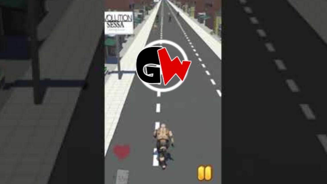 De Luca in strada con il lanciafiamme, è arrivato il gioco per smartphone - Gwendalina.tv