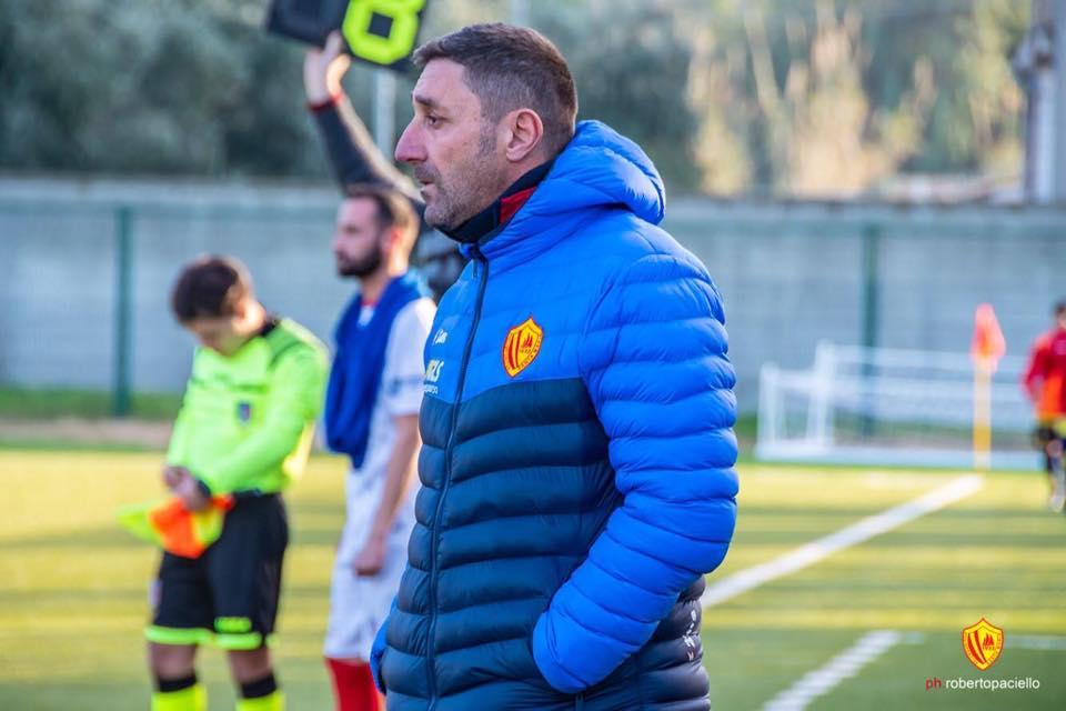 Serie D, Pirozzi non è più l'allenatore del Santa Maria - Gwendalina.tv