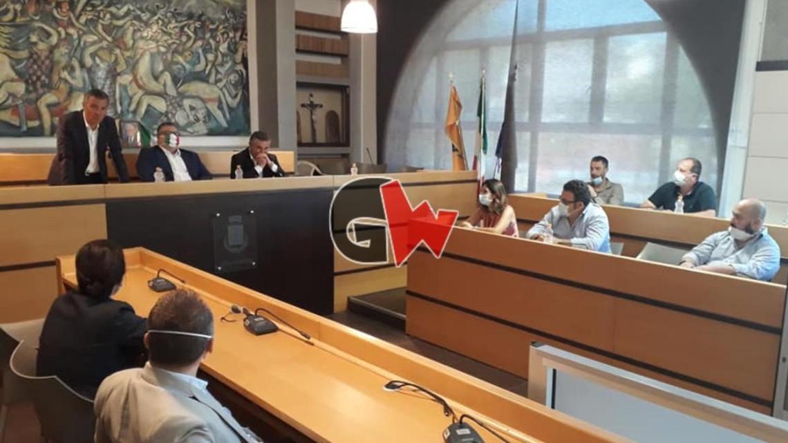 """Firmato il protocollo d'intesa tra Agropoli, Capaccio e Castellabate: """"Giornata storica"""" - Gwendalina.tv"""