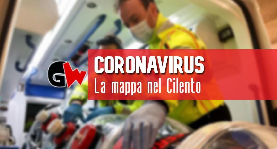 COVID-19 nel Cilento, salgono a 32 i casi accertati - Gwendalina.tv